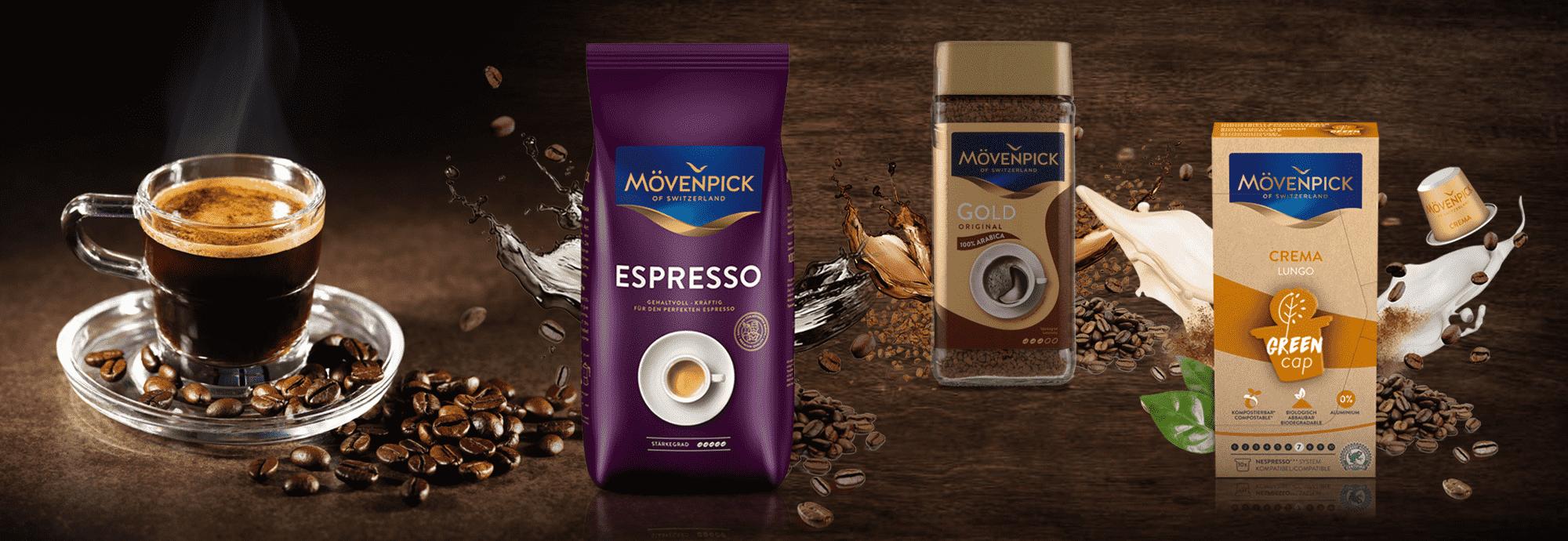 Mövenpick kávé különlegességek